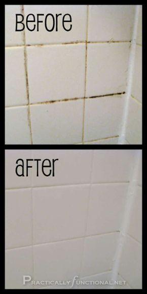 Fliesenfugen reinigen beste tipps clean reinigen fugen reinigen und badezimmer putzen - Fliesen fugen reinigen ...