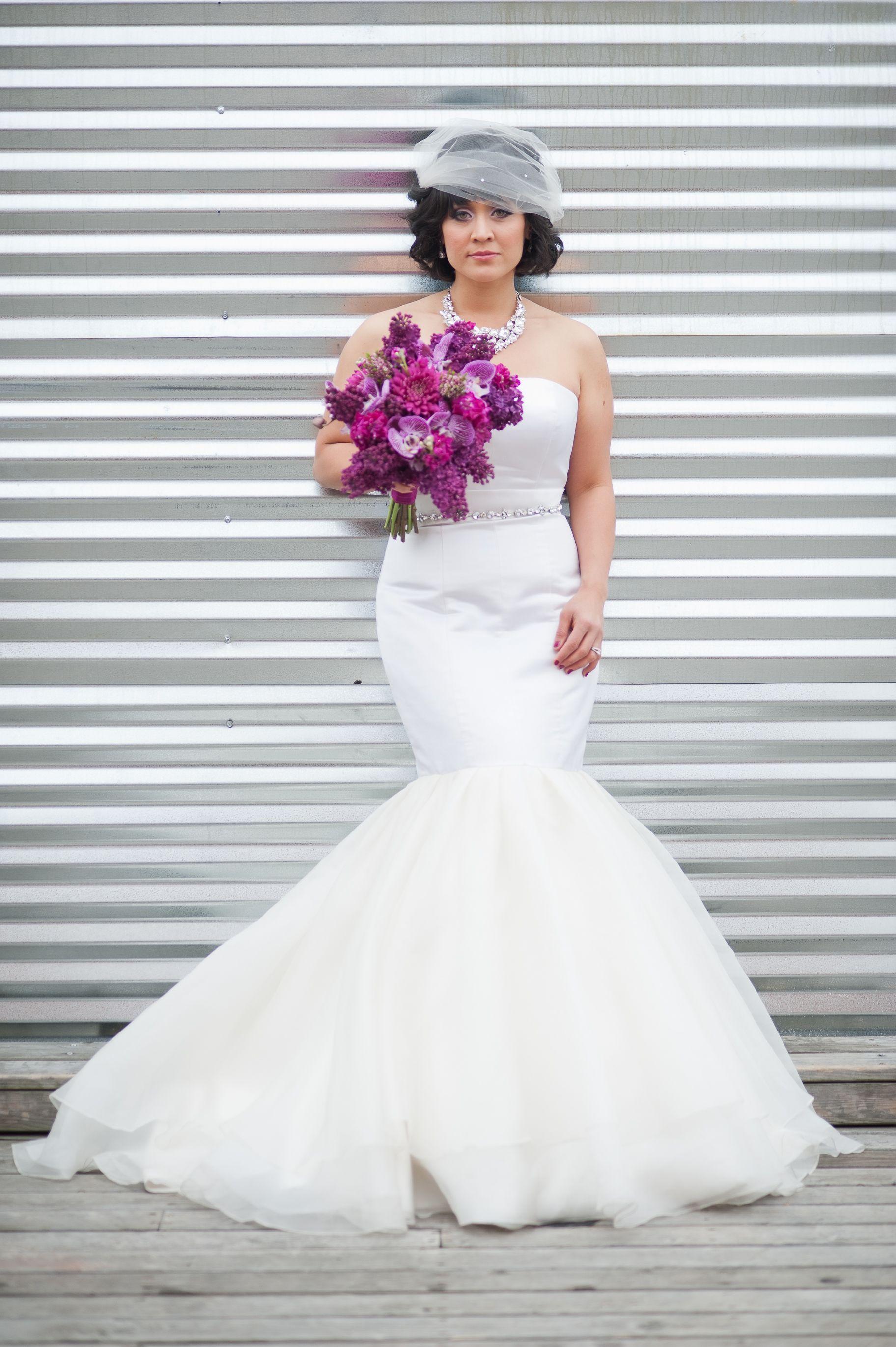 Urban Chic Wedding Dresses