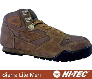 dfd78b8e5 Circa 1978, Sierra Lite hiking boot | History of Hi-Tec | Hiking ...