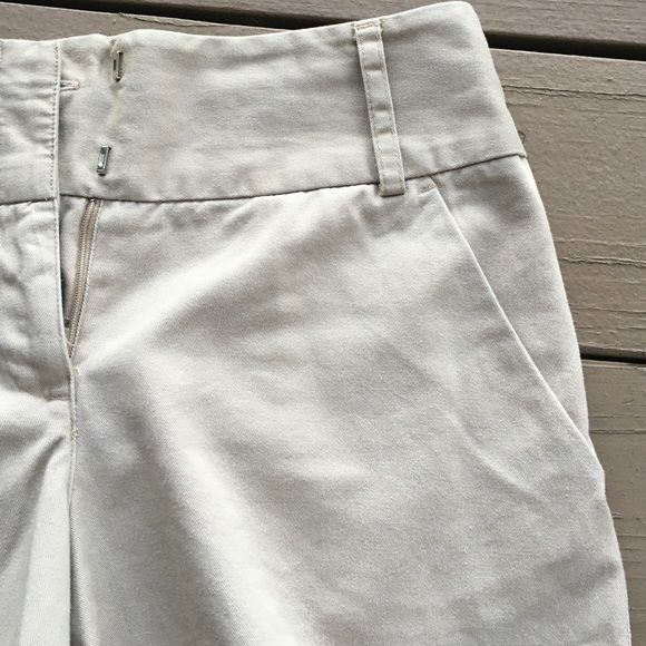 Khaki Shorts!! NY&C khaki shorts. Great condition, gently worn, no signs of wear! New York & Company Shorts