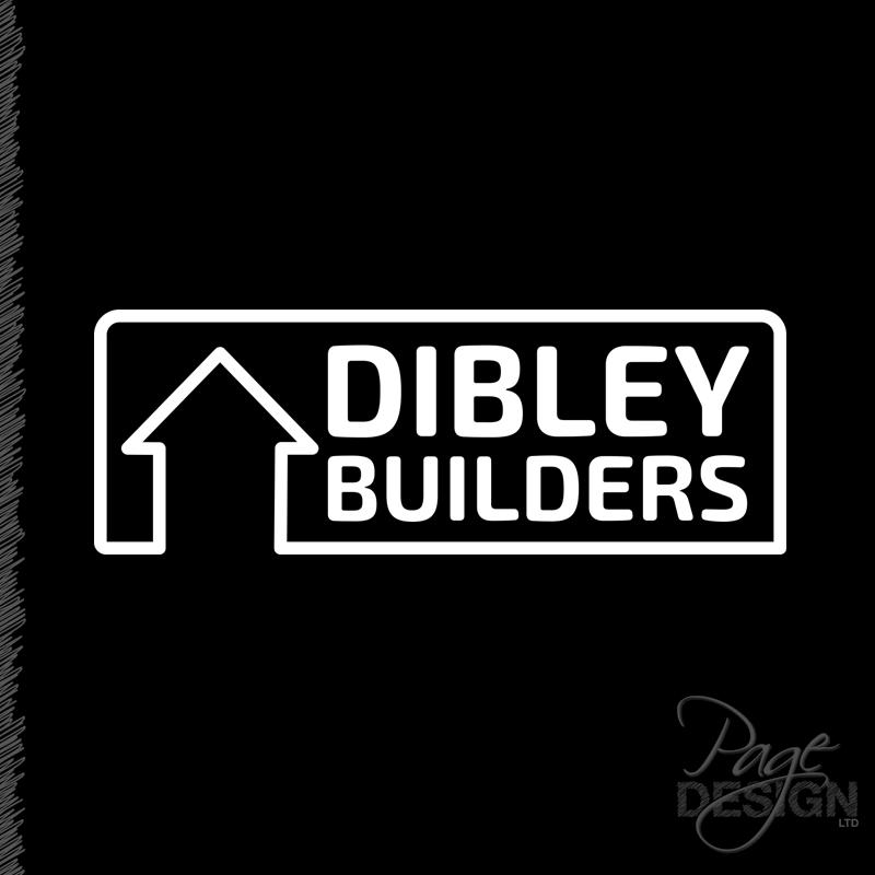 Logo design for Dibley Builders, Rotorua, NZ