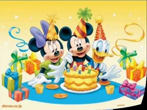 Cancion De Cumpleaños Versión Salsa Wmv Canciones De Feliz Cumpleaños Canciones De Cumpleaños Feliz Cumpleaños Niña