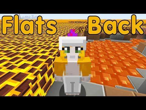 Minecraft PS The Craft Flats Back Minecraft Videos - Minecraft ps4 minispiele