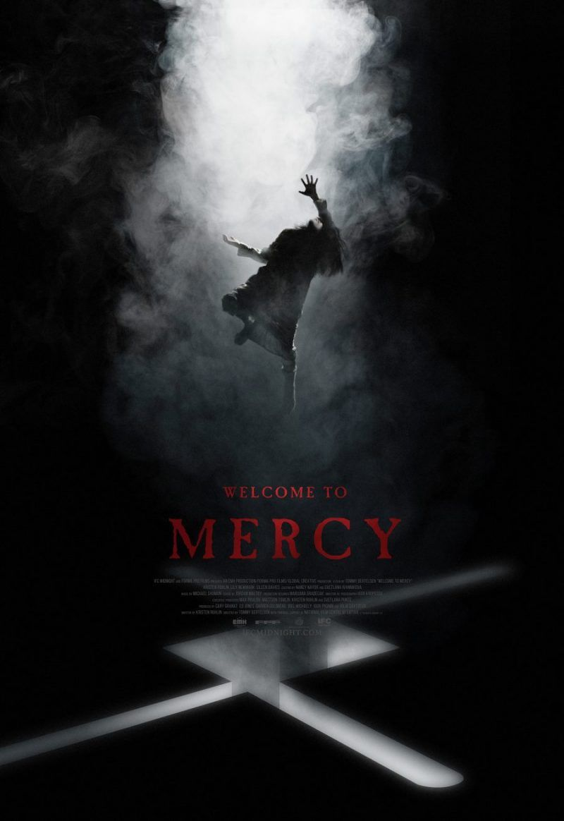 Ifc Midnight Releases Trailer Poster For Welcome To Mercy Ahead Of World Premiere At Brooklyn Horror Film Festival Nightmare On Film Street Horrorfilm Horror Filme Poster