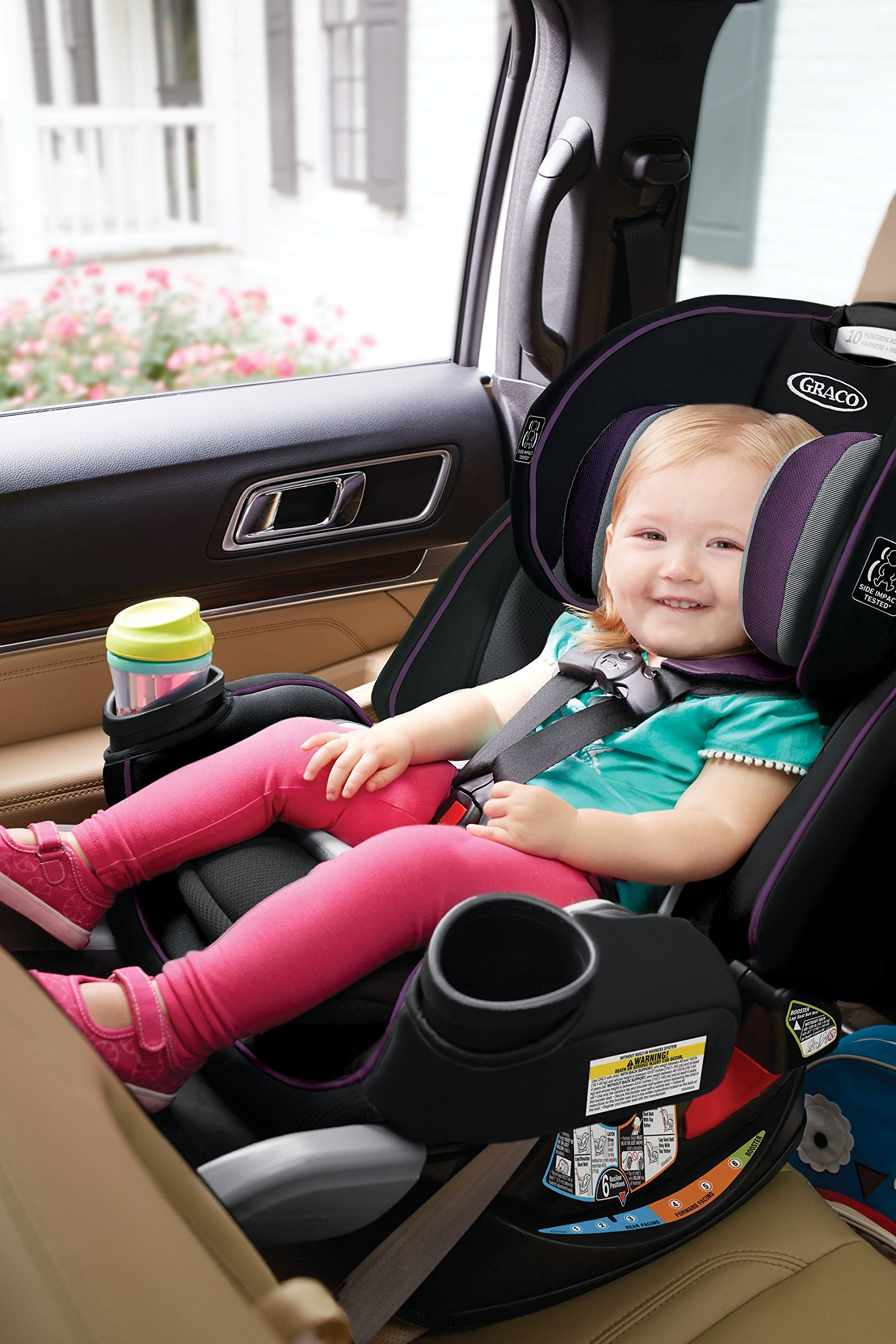 Graco Slim Fit Car Seat Amazon Safety Ever 3 In 1 Convertible