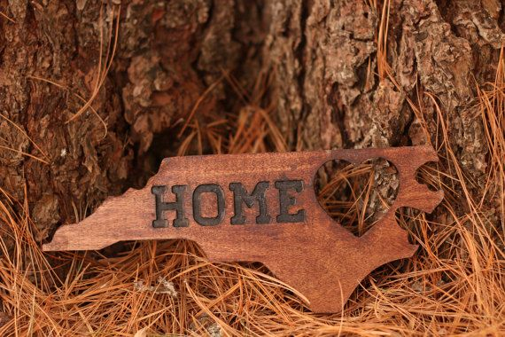 ♥Welcome to LifeStyle Designz, Thanks For Stopping By!♥  This is a 5in x 12in Home Sign Custom Made With Your State!! We Can Make Any State!! Size will vary slightly for different states. It comes colored just as shown. Want the letters in a different color no problem just convo us!!  Our wooden signs are handmade in our studio . The knotting and grains in the wood only adds to the beauty of each sign. The 3d Carving makes for a one of a kind sign that would make a gorgeous display around…