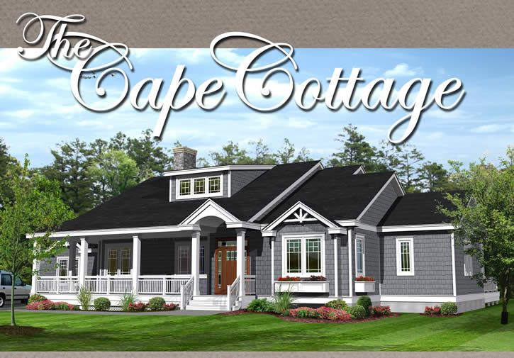 Google Image Result For Http Www Bowmanwalker Com Models Capecottage Images C Ranch House Designs Country House Plans House Plans Farmhouse