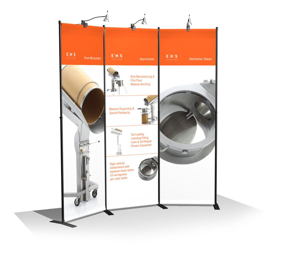 Display One Products Retractable Banners Single Stands Outdoor