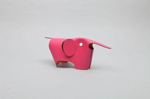 foldable leather animal - Adrien Rovero Studio for Hermes