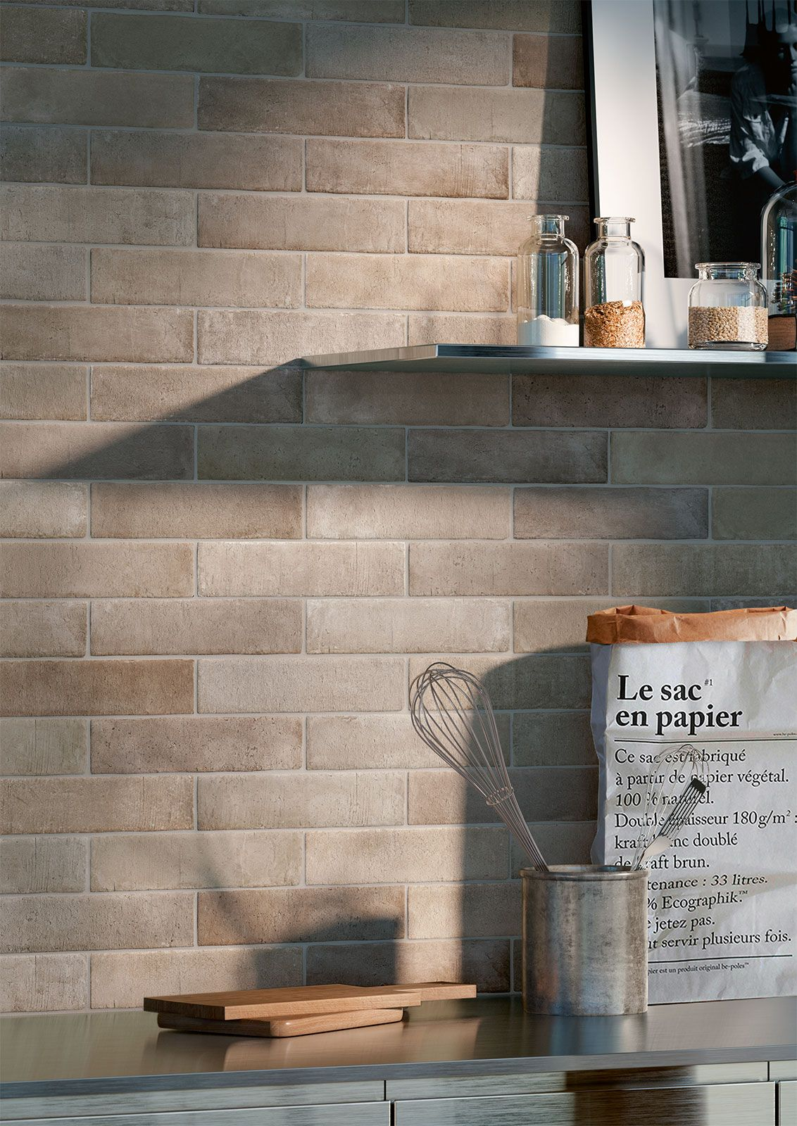 Azulejos cocina: ideas y soluciones de cerámica y gres - Marazzi ...