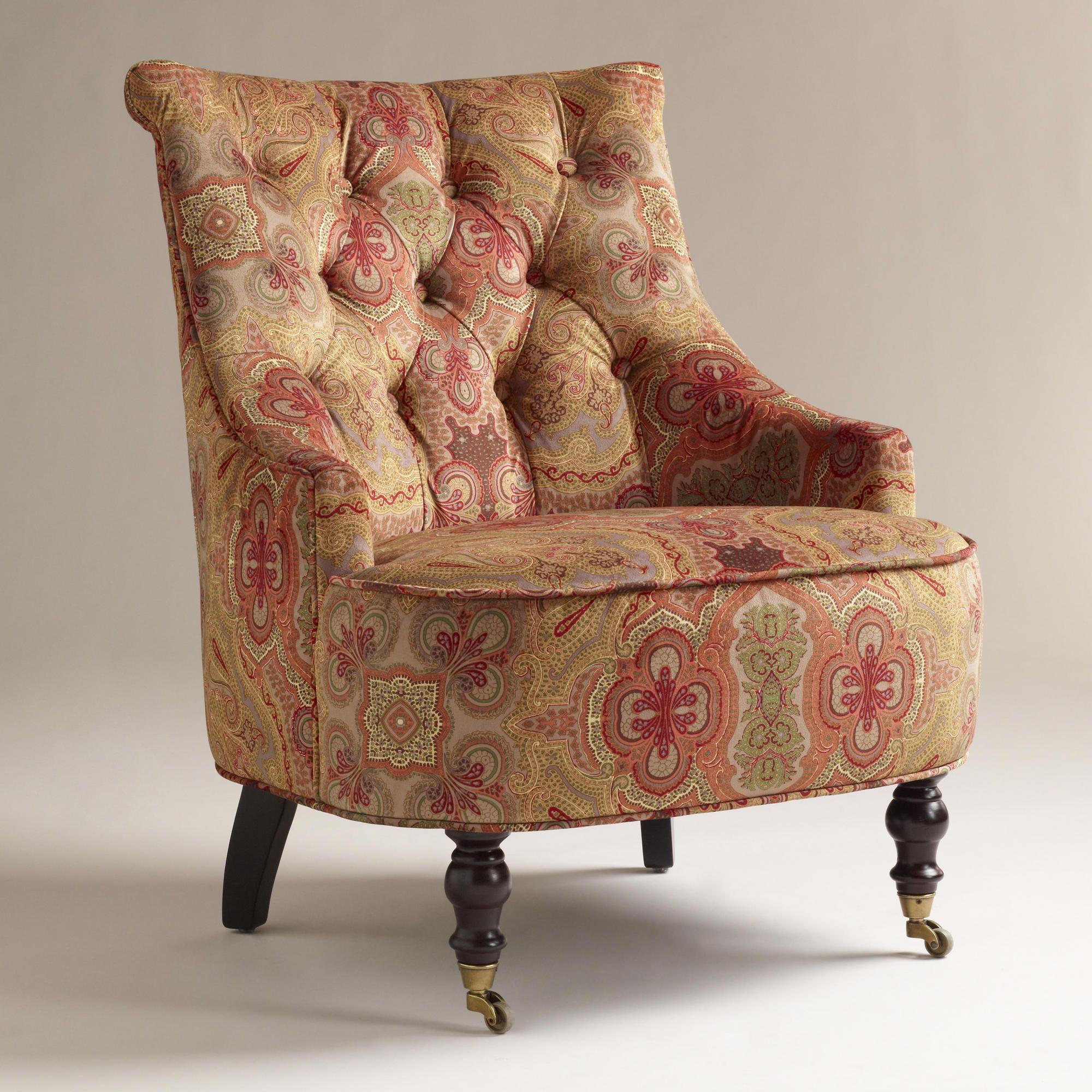 World Market Venice Paisley Erin Chair