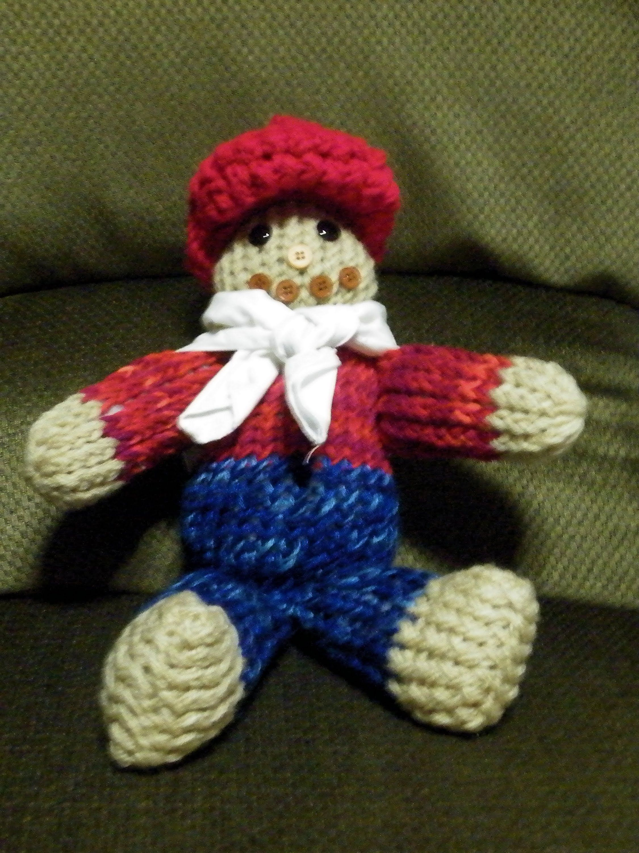 How to Loom a Scarecrow | Loom knitting, Loom knitting ...