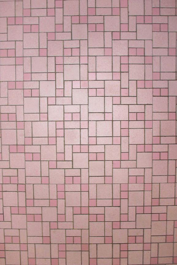 Actual Tile From Somebodys Pink Bathroom I Want Cannot Believe Someone