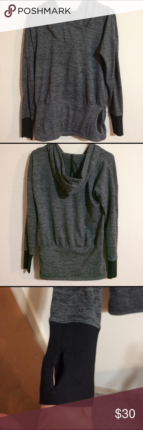 Sweatshirt ❤ EUC! Has thumb holes. Not lululemon lululemon athletica Tops Sweatshirts & Hoodies