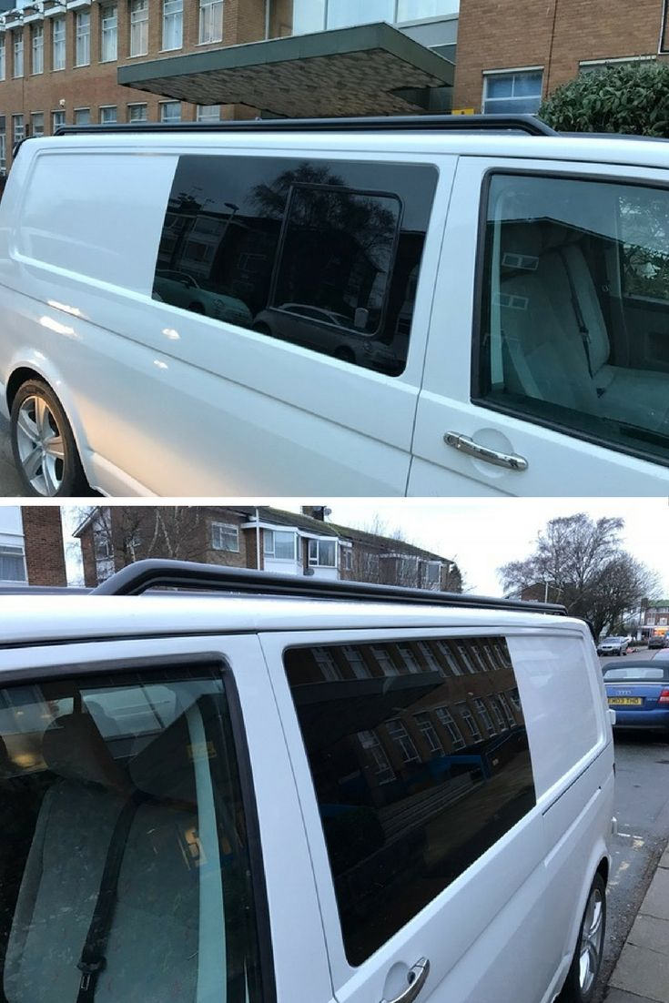 Simon Chose The Black Roof Rails For His White T5 Choose The Model You Have On The Website Link To Everything We Stock For Yours 4x 4x4 Best 4x4 Volkswagen