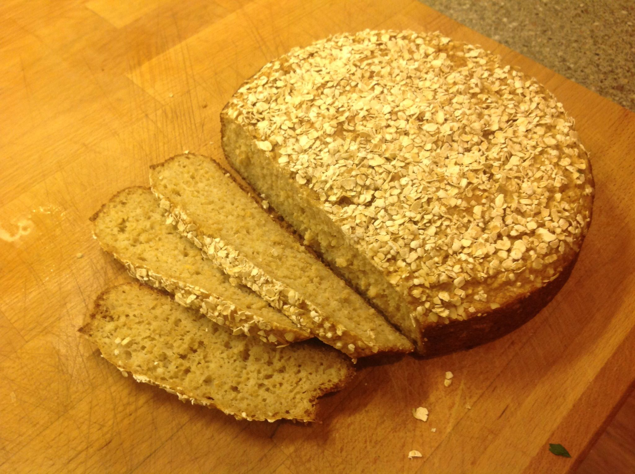 How To Make Northern Irish Wheaten Bread Recipe Savoury Baking Bread Yummy Food