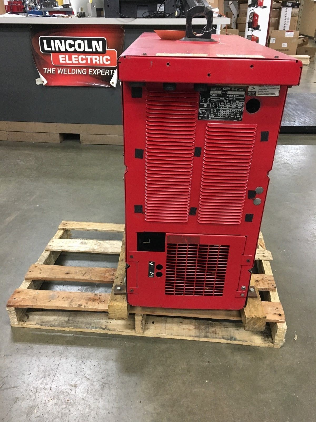 feeder pak speed suitcase electric weld welder lincoln feed wire miller s sp core constant hd mig