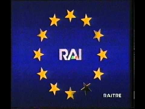 #Rai Sigla #Eurovisione e subito dopo Giochi senza Frontiere!