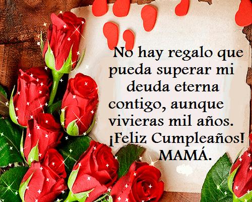 Felicitaciones Cumpleaños Para L A Madre