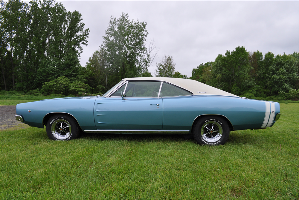 1968 Dodge Charger R T Side Profile 208293 Dodge Charger 1968 Dodge Charger Dodge Muscle Cars