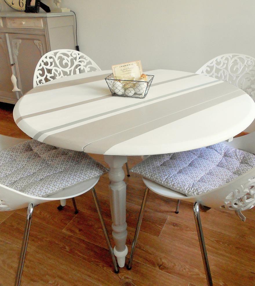 24+ Repeindre sa table de salle a manger inspirations