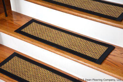 Best Dean Indoor Outdoor Flatweave Carpet Stair Treads River 400 x 300