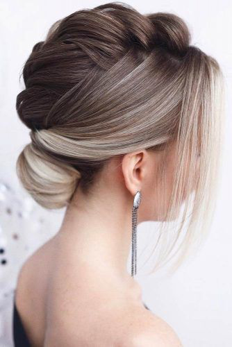 30 charming braided hairstyles for short hair Trend bob hairstyles 2019