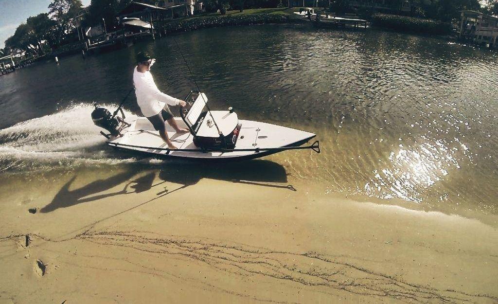 13 BT Ambush   Beaver Tail Skiffs   Fishing   Flats boat, Boat