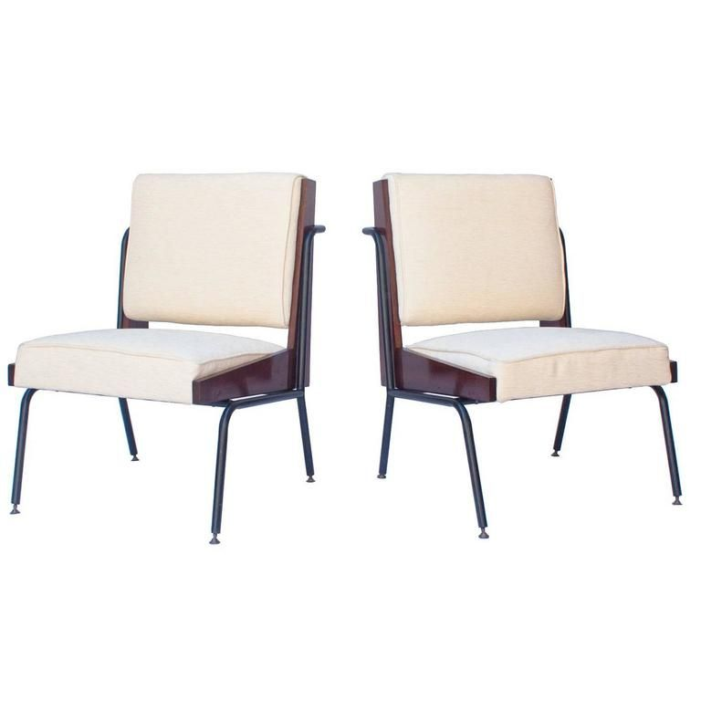 Maurice Martine, Two Armchairs