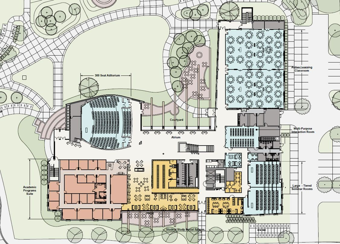 School building blueprints images for New building design plan