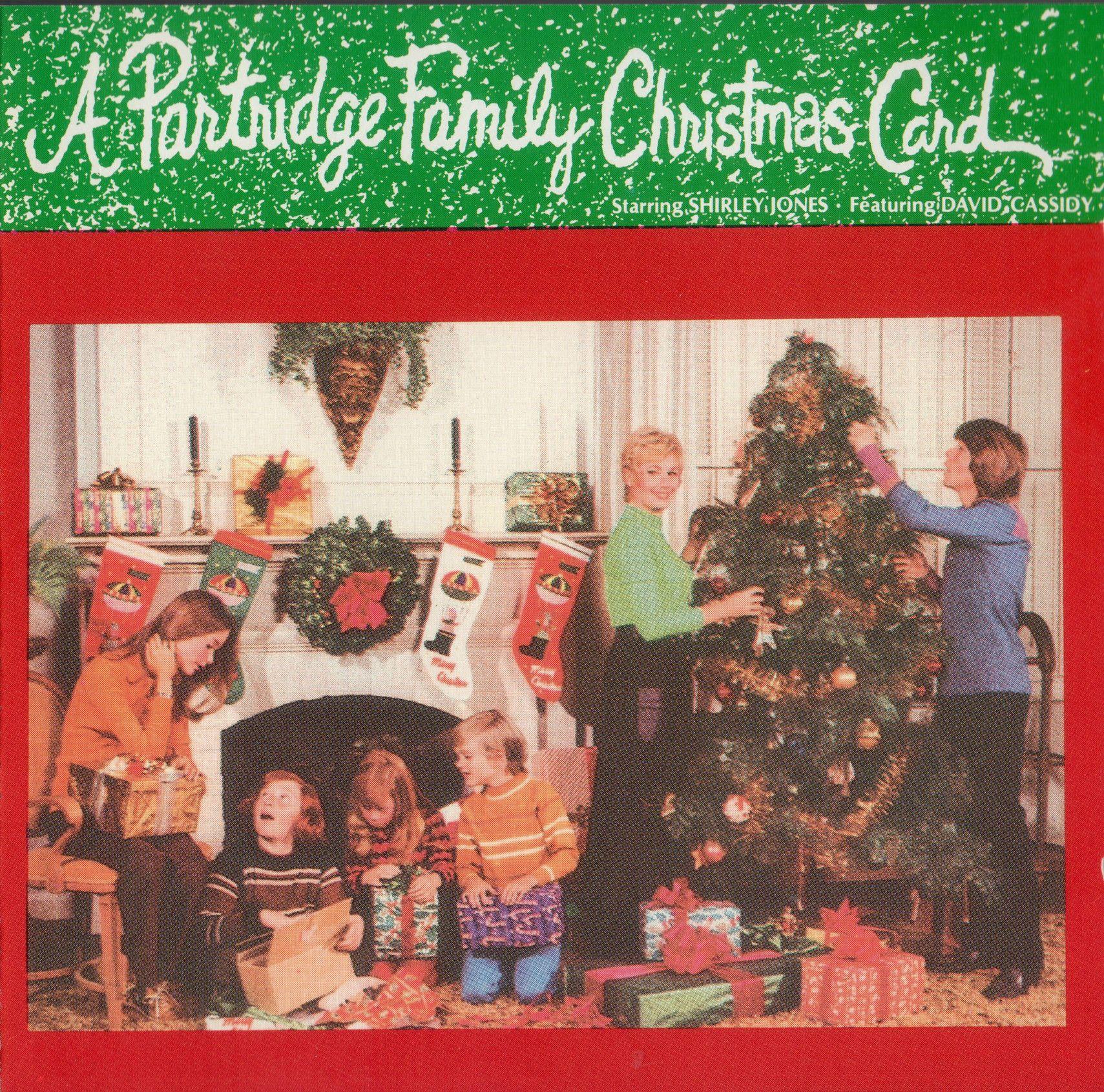 A Partridge Family Christmas Card\