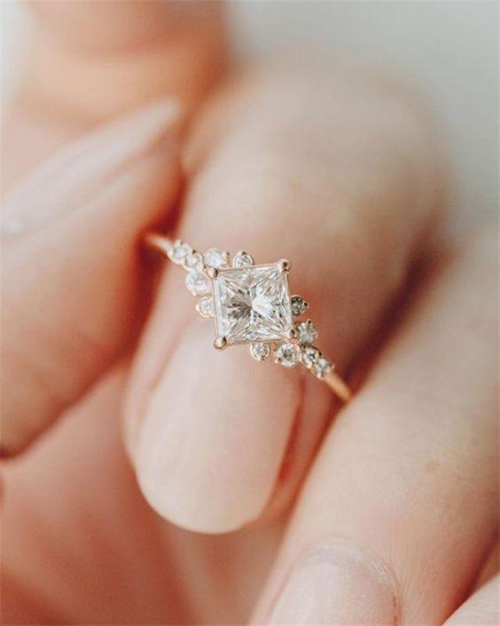 52 Elegant Wedding Ring For Real Women Page 52 Of 52 Soopush Wedding Rings Simple Wedding Rings Vintage Wedding Rings Engagement