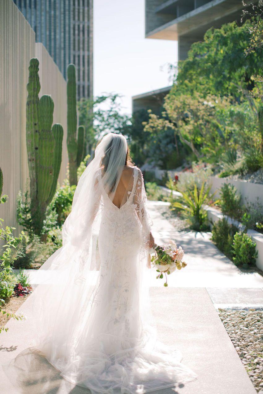 Modern Glamorous Boho Mexico Wedding at The Solaz Luxury Resort ...
