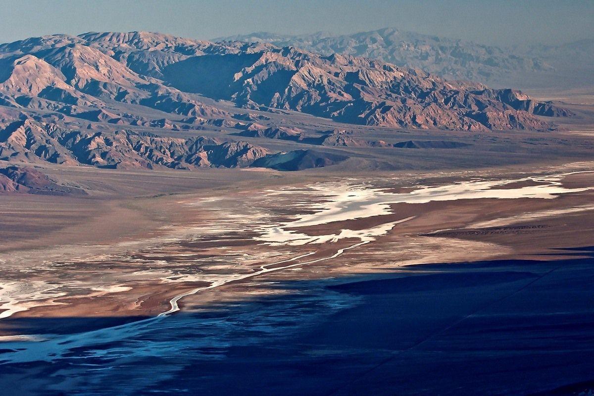 Dante's View Valle de la Muerte California