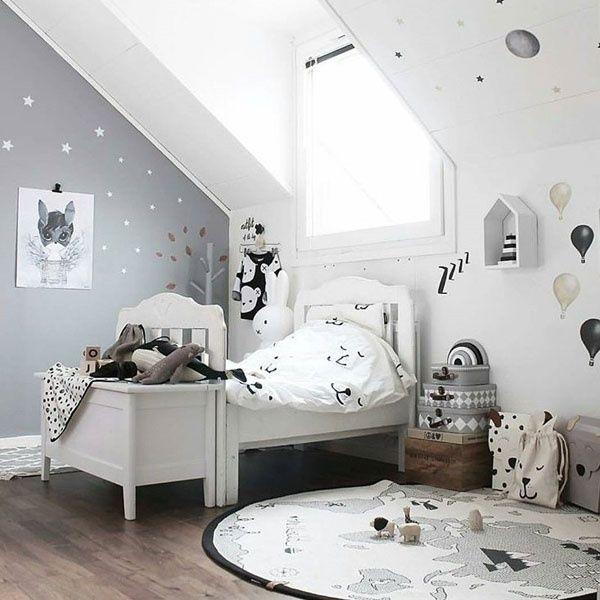 Nordic Style Children House Shape Wool Felt Storage Bag ...