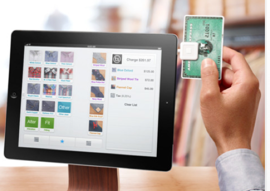 Targeting Merchants Square Debuts Register Ipad App And Analytics Now Processing 4b In Payments Per Year Techcrunch Mobile Credit Card Square App Square Register