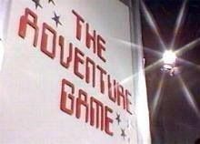 The Adventure Game was a game show, aimed at children but with an adult following, which was originally broadcast on UK television channels BBC1 and BBC2 between 24 May 1980 and 18 February 1986. The story in each show was that the two celebrity contestants and a member of the public had travelled by space ship to the planet Arg. Their overall task varied with each series. For example, the team might be charged with finding a crystal needed to power their ship to return to Earth