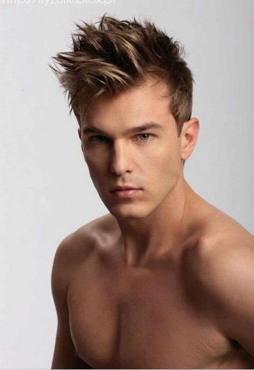 Best Hairstyle For Heavy Face : Best hairstyles for men thick hair ideas