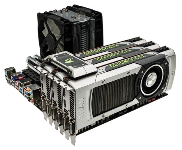 Nvidia GeForce GTX Titan: A Massive GPU That Might Be Unbeatable... Bring it bitches.