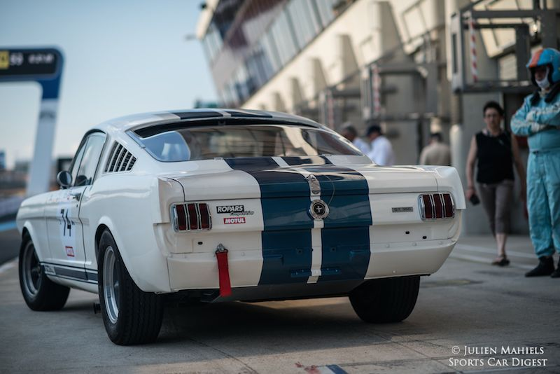 Le Mans Classic 2014 Behind the Scenes Photo Gallery