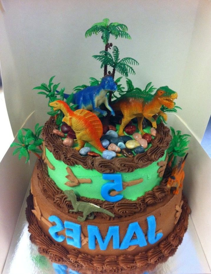 Make Dinosaur Cake Becomes Great Idea for Perfect Your Childrens