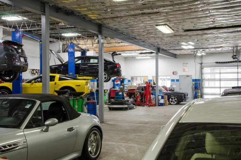Auto Repair Chicago >> Infinitech Auto Service Chicago Il United States Auto
