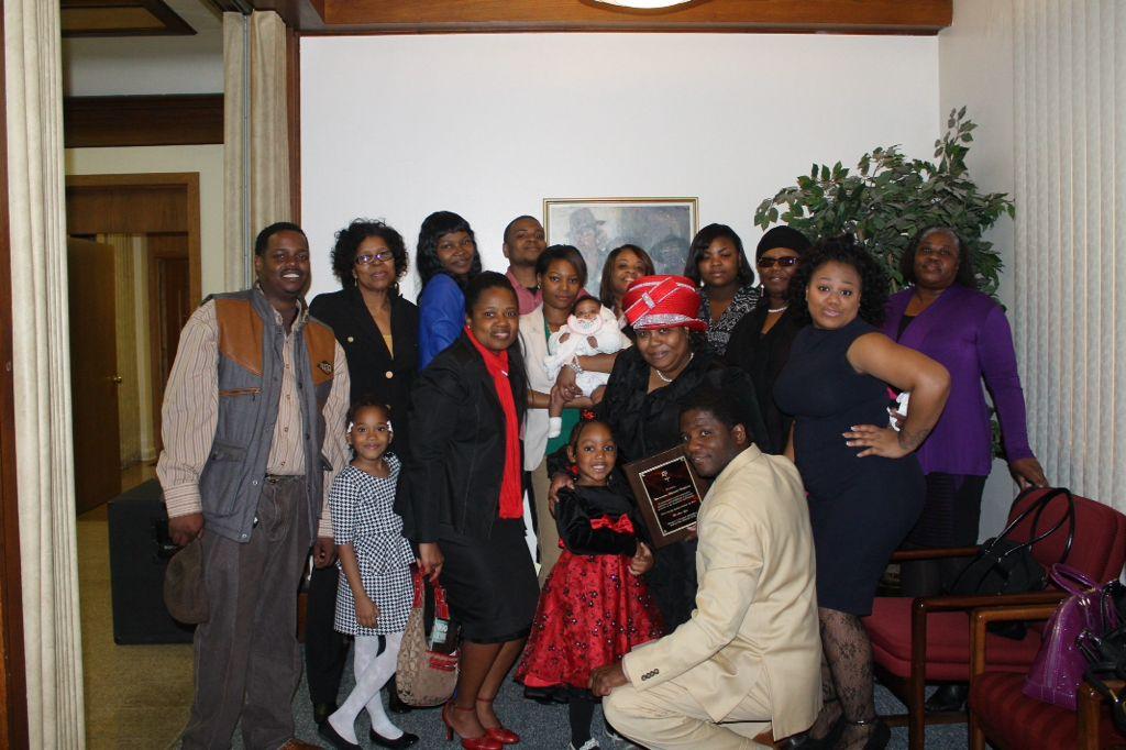 My familia! Photo by Francine Hale!