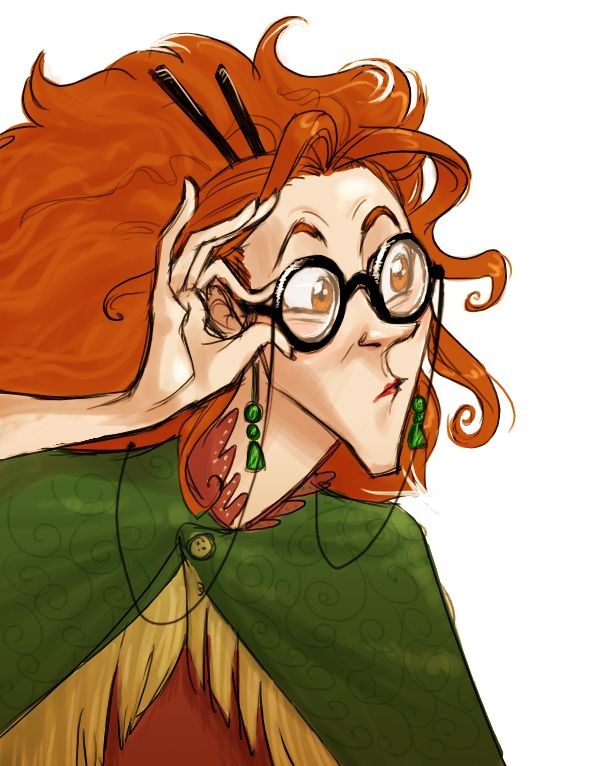 Day 7 Favorite Minor Character Sybil Trelawney Harry Potter Professors Harry Potter Actors Harry Potter Movies