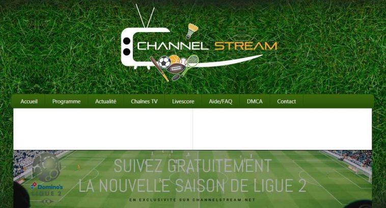 Channelstream toutes les chaînes de sport en streaming