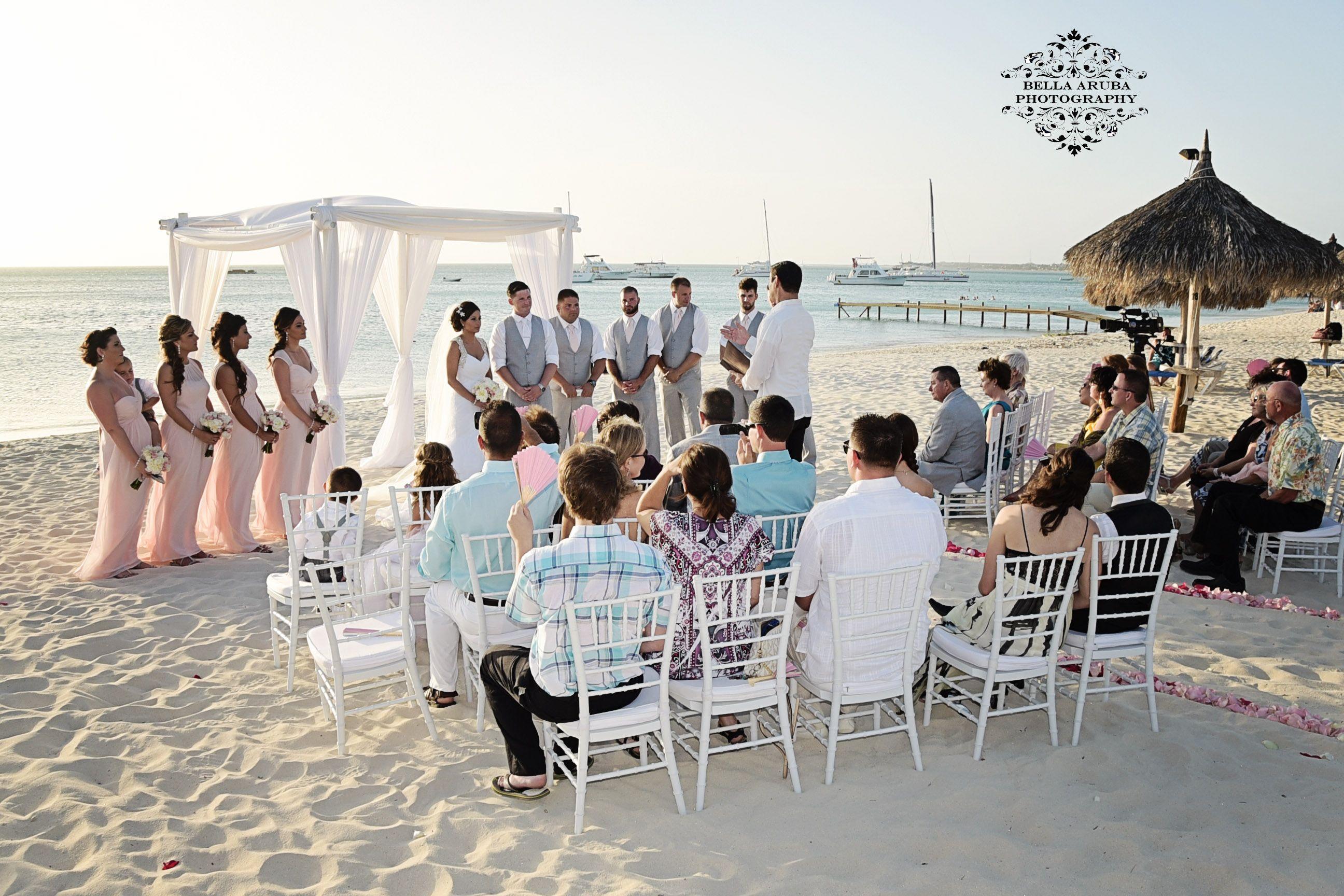 Hilton Caribbean Weddings: Aruba Wedding At Hilton Aruba Resort