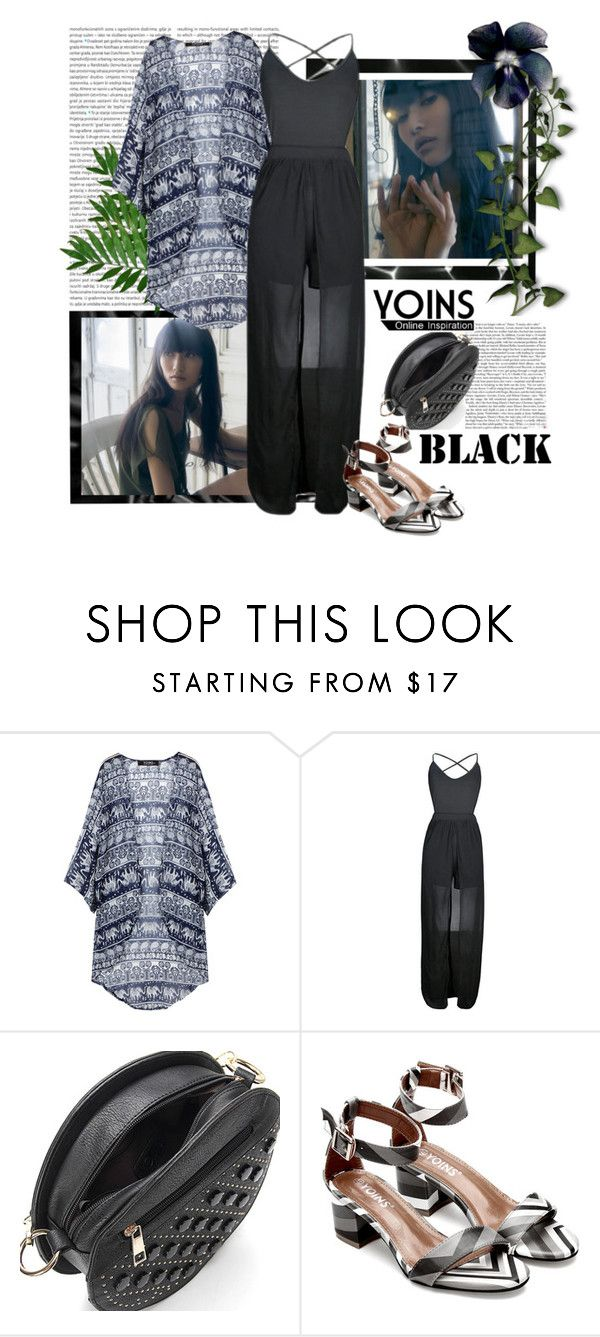 """""""Yoins 159."""" by carola-corana ❤ liked on Polyvore featuring Oris, Council, yoins, yoinscollection and loveyoins"""