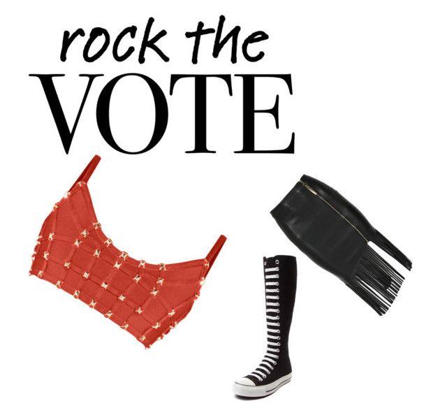 Rock The Vote YEAH YEAH