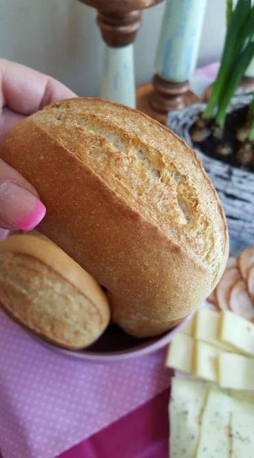 Weizenbaguettebrötchen wie vom Bäcker | #afrikanischemode
