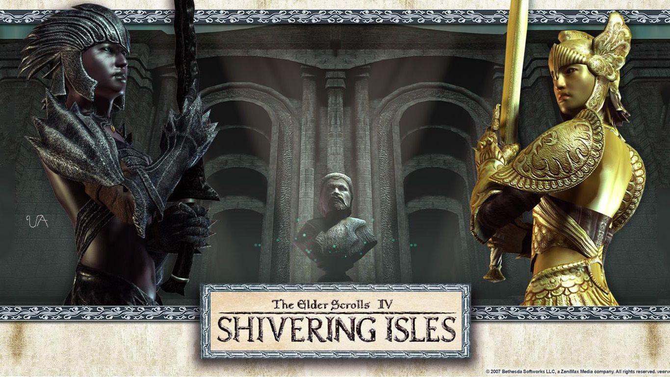 The Elder Scrolls Iv Oblivion Shivering Isles Wallpaper How May